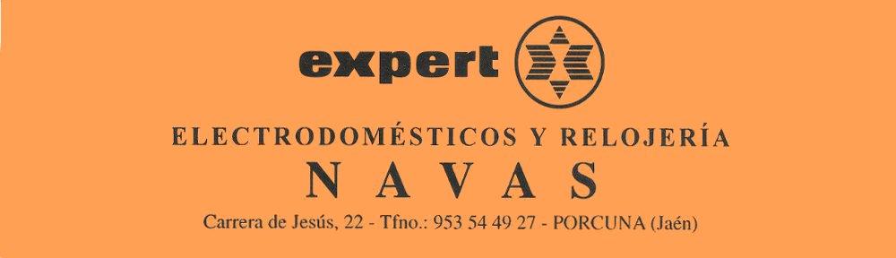 Logo de Expert de la Relojería Navas